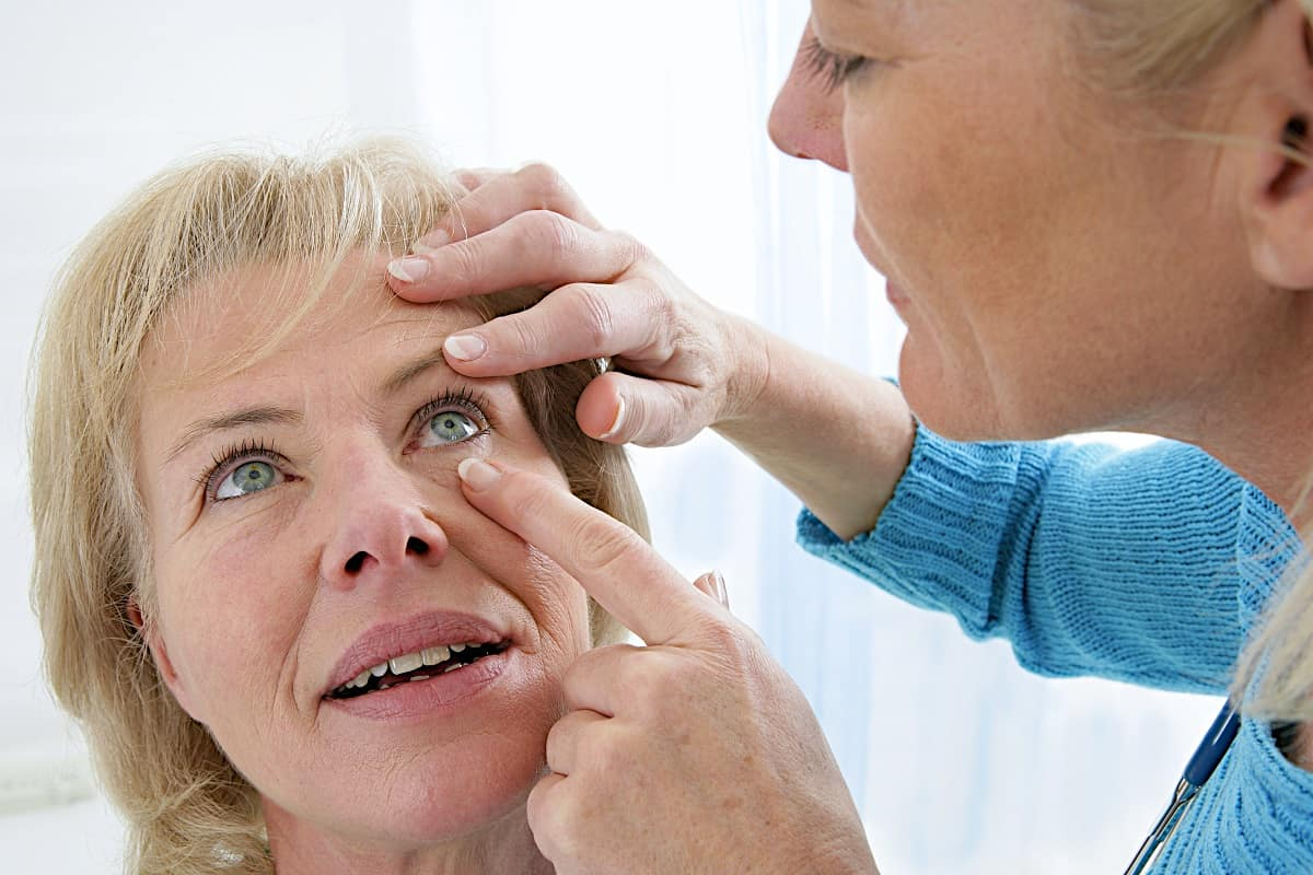 Eyelid Twitch Causes & Treatments in Fredericksburg, VA
