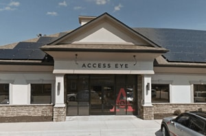 Access Eye Route 3 Location