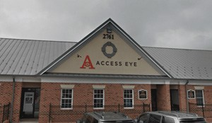 Access Eye Stafford Location