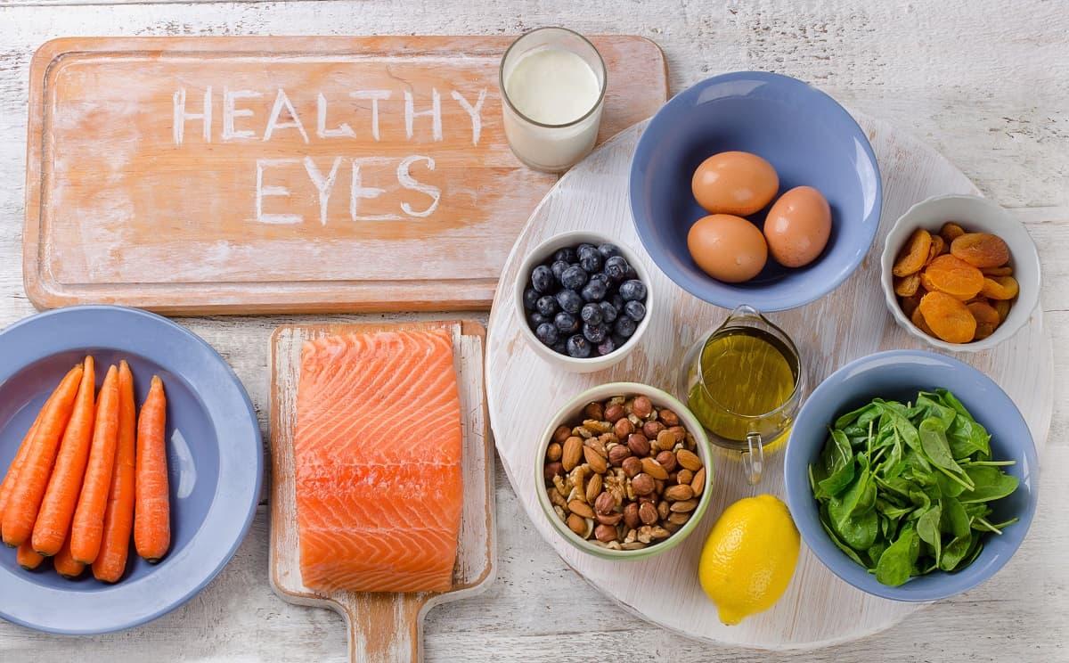 Eye health & diet in Fredericksburg
