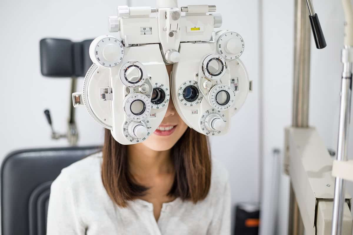 Comprehensive Eye Exams in Fredericksburg, VA